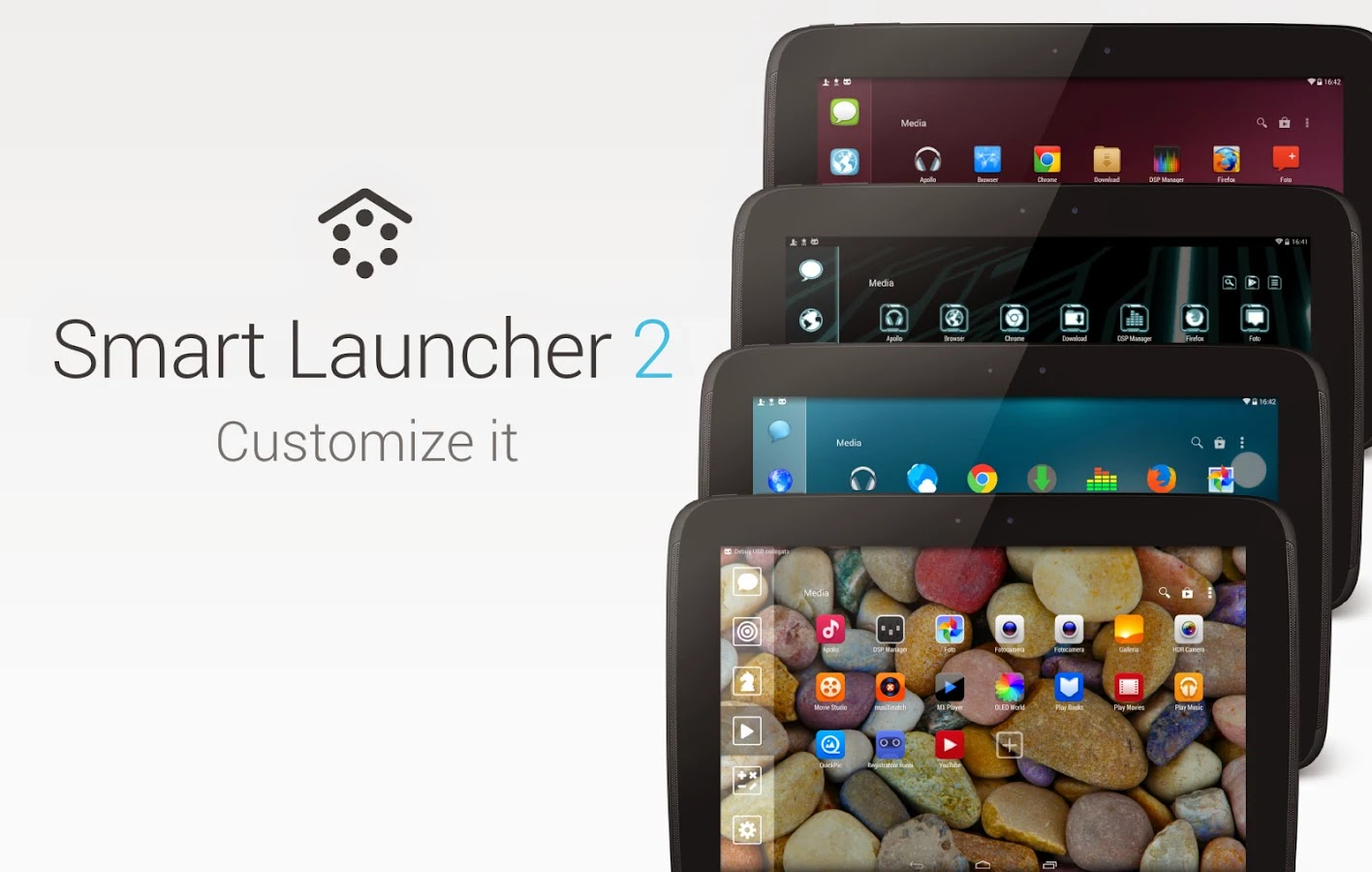 Smart Launcher Pro 2 v2.5 RC1