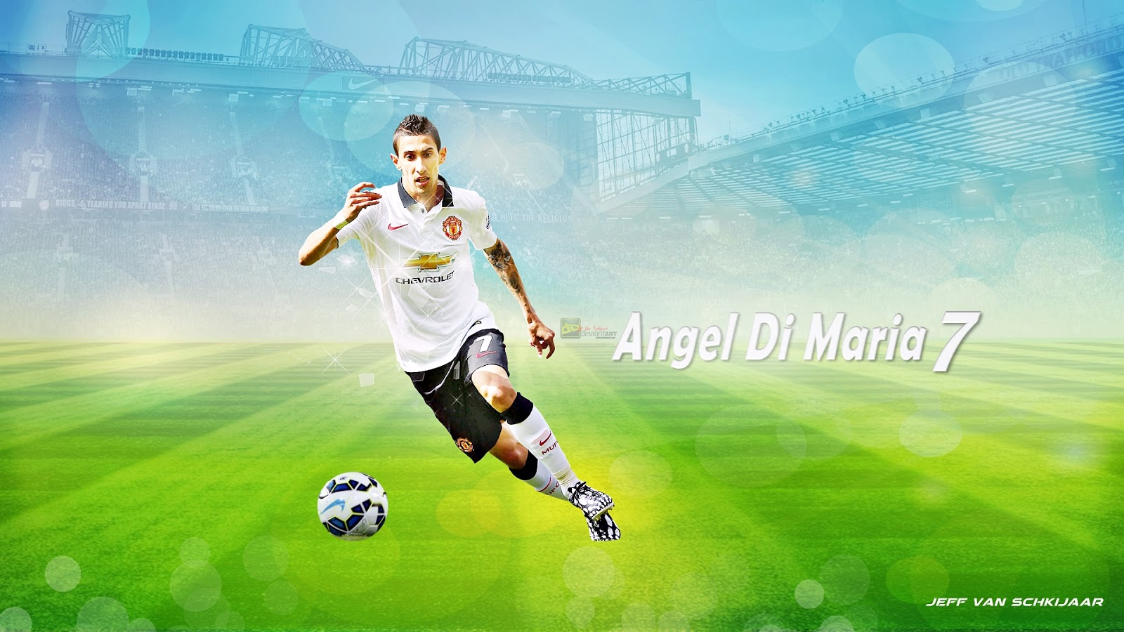 Angel Di Maria High Resolution