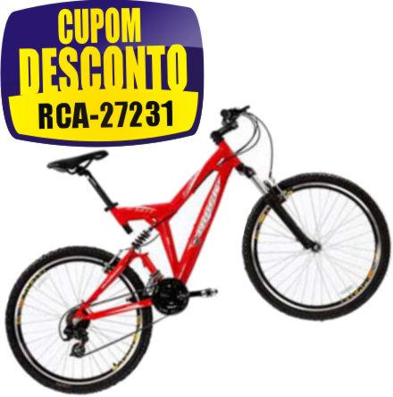 Cupom Efácil - Bicicleta Track XK Full 5.0