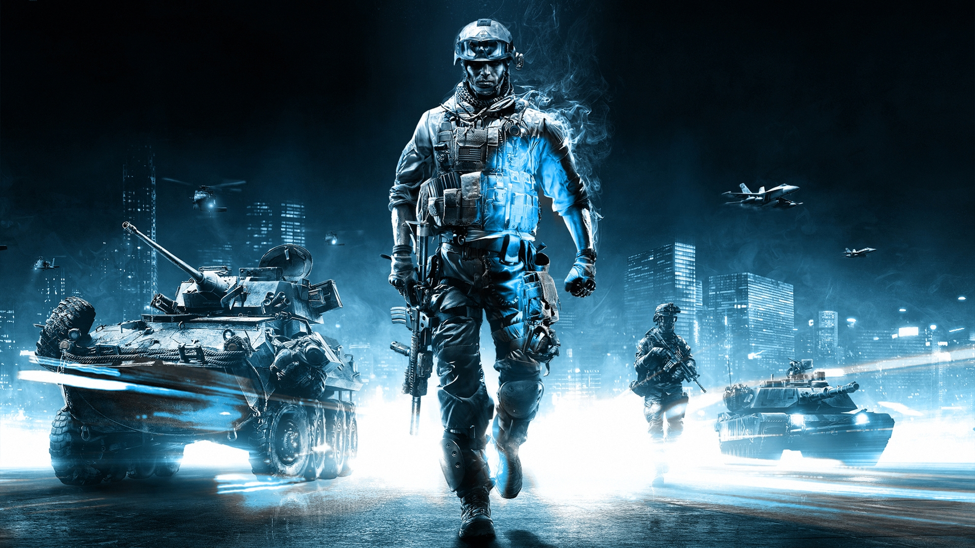 Battlefield 3 French Commander #6974518 7 Themes  - battlefield 3 french commander wallpapers