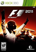 f1 F1 2011 Xbox 360
