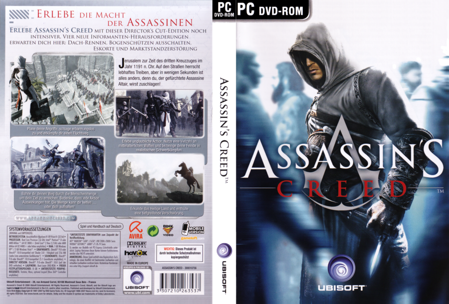 assassin's creed 1 pc download highly compressed files