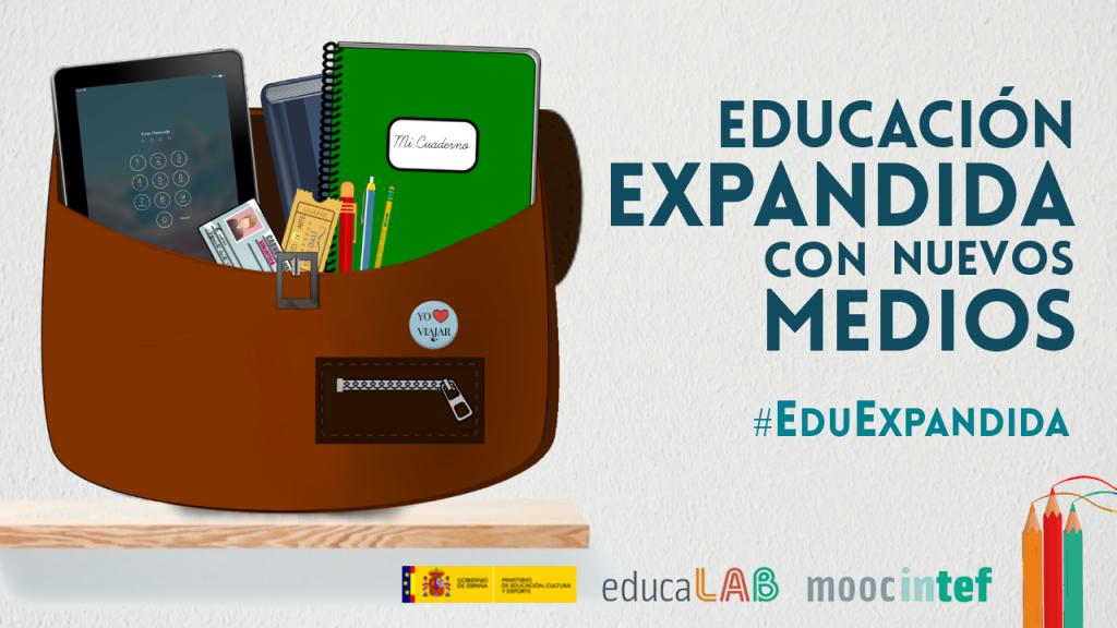 Educación Expandida con nuevos medios - #EduExpandida - 2016