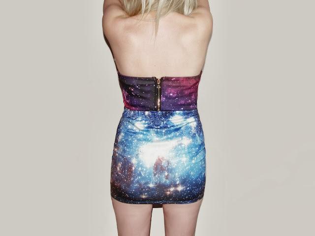 Sammi Jackson - Galaxy Prints