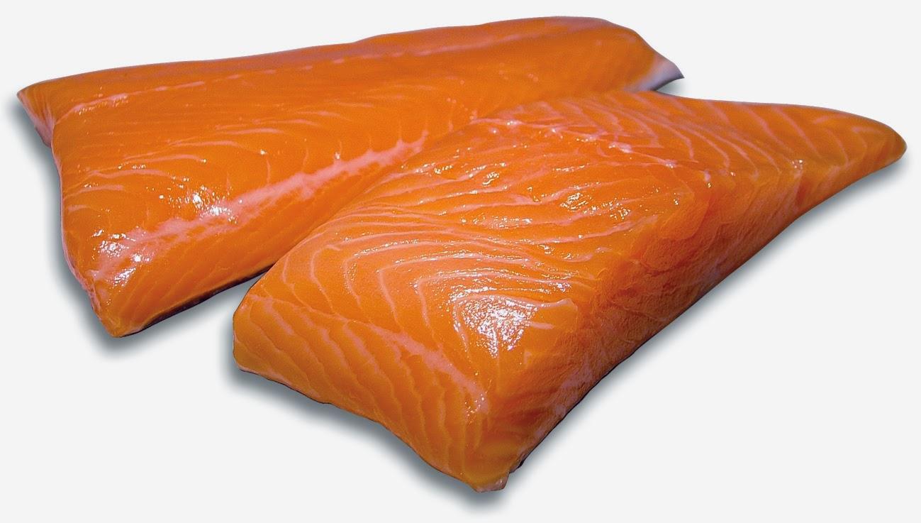 Manfaat mengkonsumsi ikan Salmon....!!!!