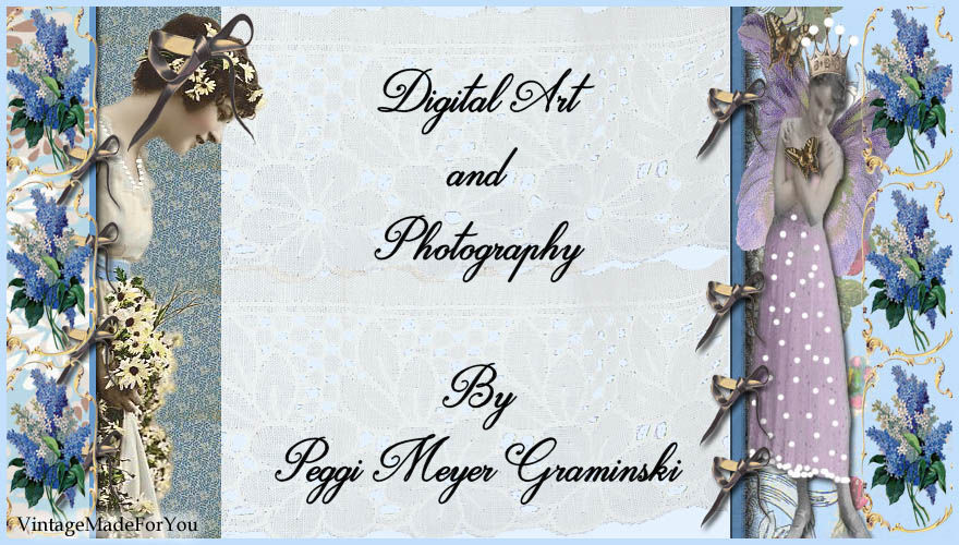 Digital Art and Photography by Peggi Meyer Graminski