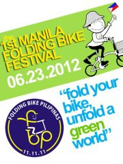 Manila Folding Bike Festival by Folding Bike Pilipinas
