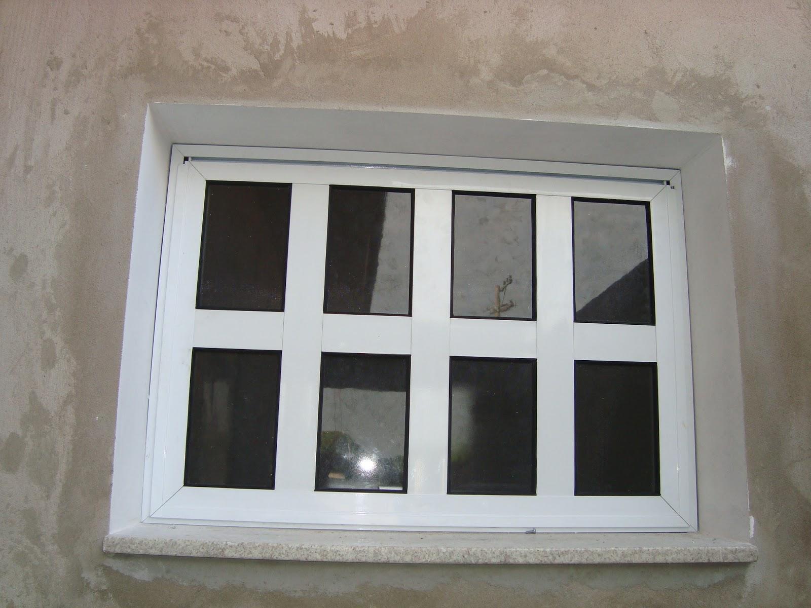 janela do banheiro da suíte  #746357 1600 1200