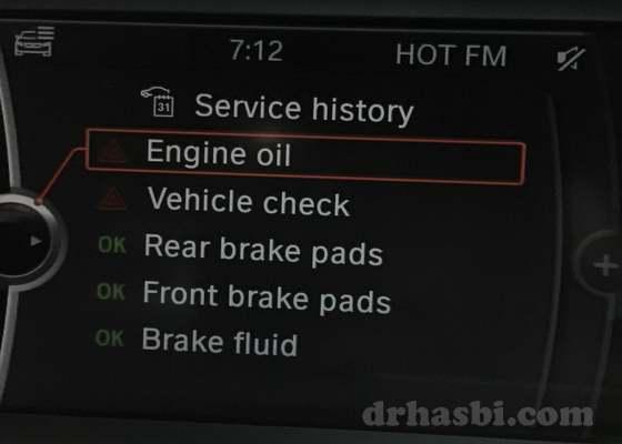 Sistem iDrive BMW yang canggih