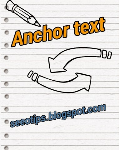 Cara menulis anchor text seo friendly