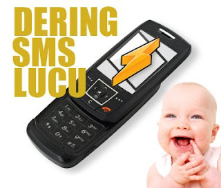 Dering SMS Lucu