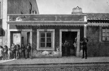 RUA DE CAMPO DE OURIQUE - 1902