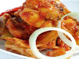 Ayam Sambal Superstar Resepi Berbuka Puasa 1436 H