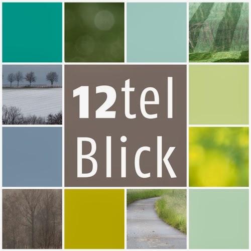 12tel Blick mit Bella unterwegs
