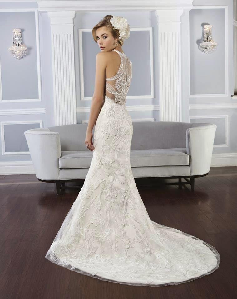 vestidos novia justin alexander – vestidos para bodas