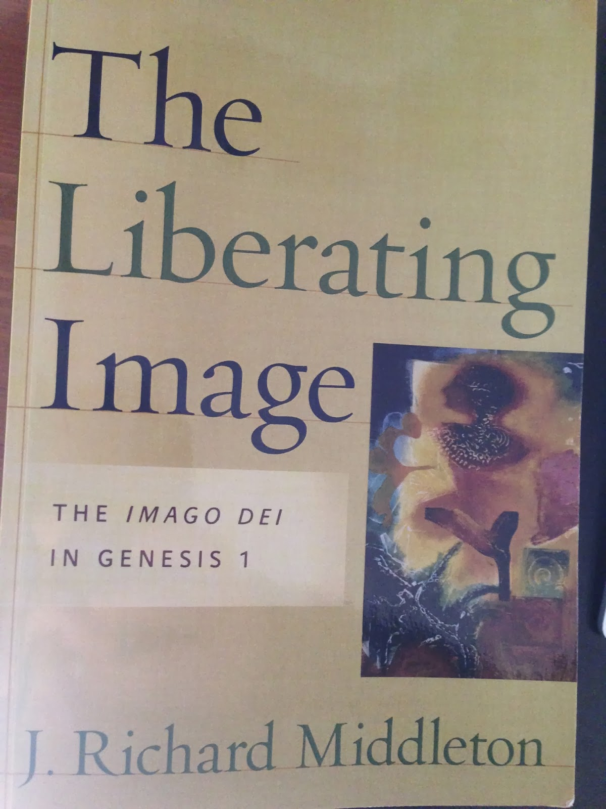 the imago and imitatio dei essay The simplest definition of imago dei is the image of god in genesis god created man, then created woman out of the man both were created equally in his image we can find this in the scripture readings of genesis 1:27.