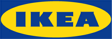 Color Psychology Design Element Of Ikea Logo And Color Analysis - Colores-ikea