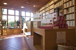 Le magasin Les Jardins de Gaia - Wittisheim