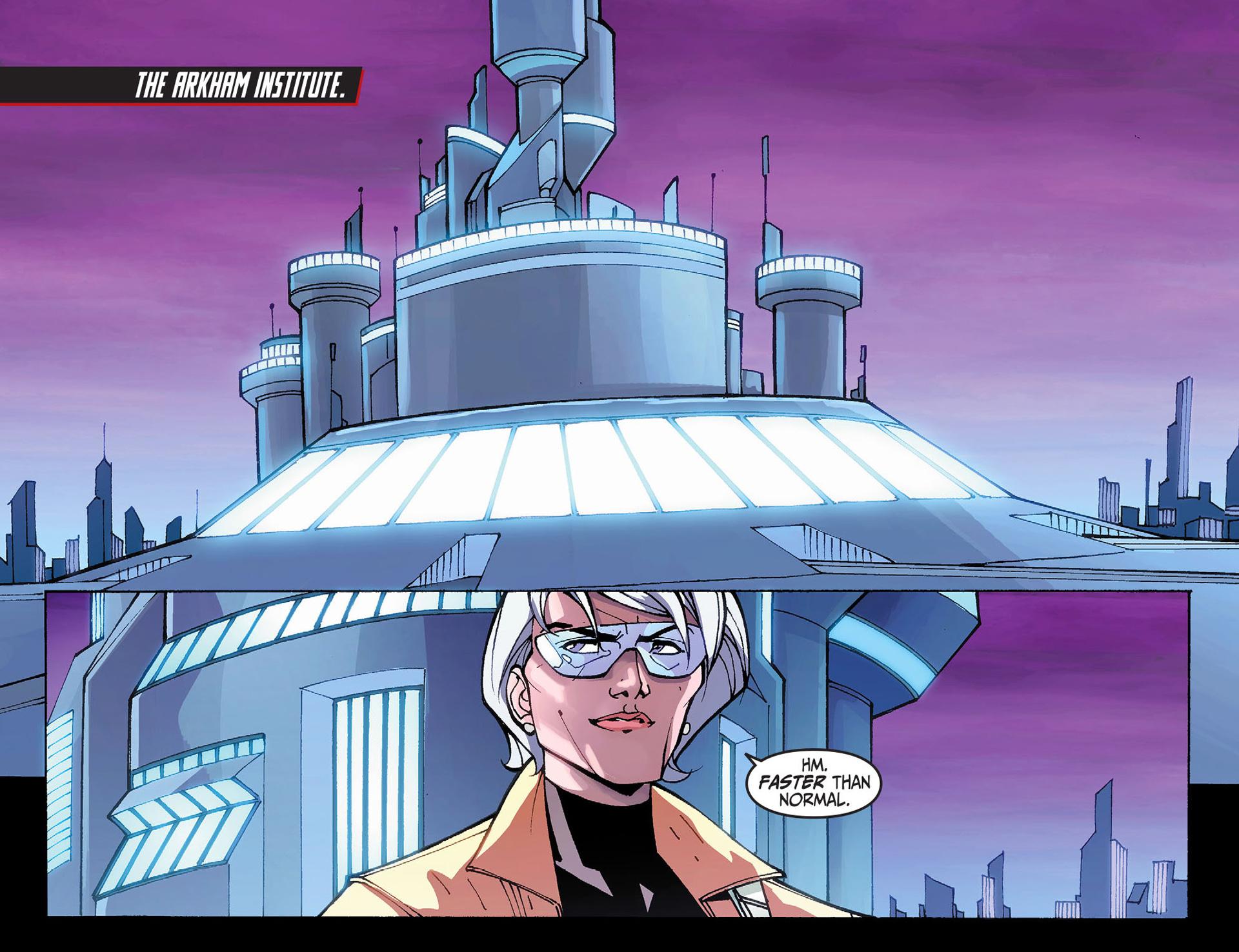 Batman Beyond 2.0 Issue #2 #2 - English 5