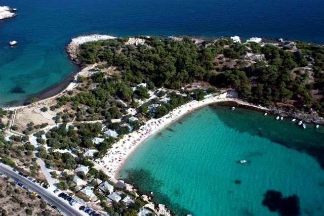 Ξεσηκωμός στη Θάσο για το ξεπούλημα της πιο φημισμένης παραλίας του νησιού