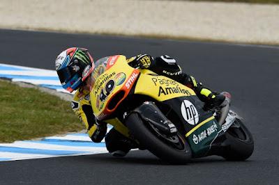Hasil Lengkap Kualifikasi Moto2 Philip Island, Australia 2015