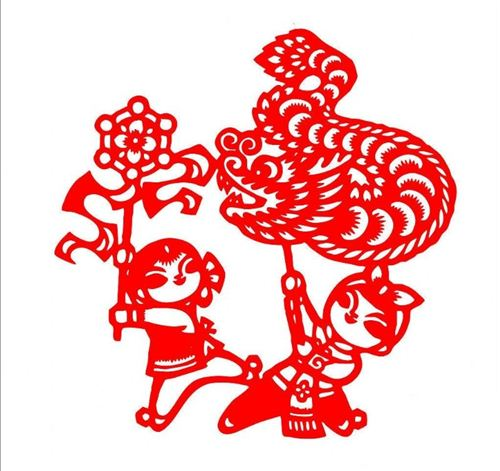 Best Chinese New Year Paper Cutting Instructions
