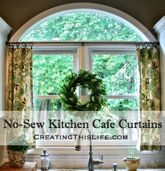 Country Cottage Kitchen Curtains: FRENCH COUNTRY COTTAGE