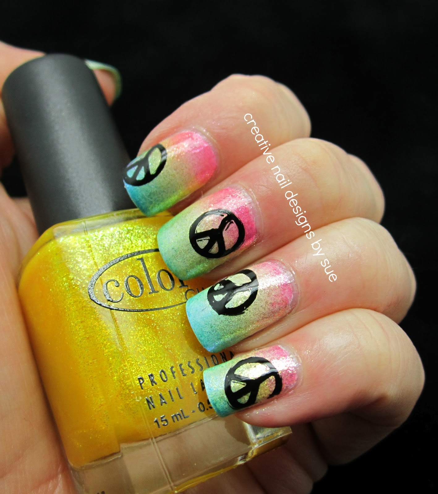 Mandys Polish Guest Blogger Friday Creative Nail Design By Sue