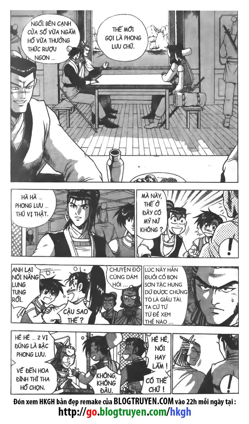 Hiệp Khách Giang Hồ chap 178 page 2 - IZTruyenTranh.com