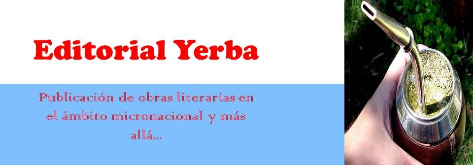 Editorial Yerba