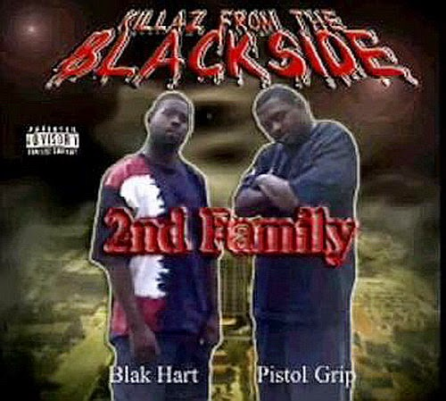 2nd Family - Killaz From The Blackside