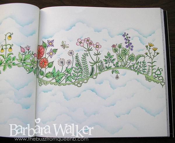 And That Is It For Me Thank You So Much Stopping By I Hope Your Weekend Was Wonderful Blessings Supplies Enchanted Forest Coloring BookJohanna