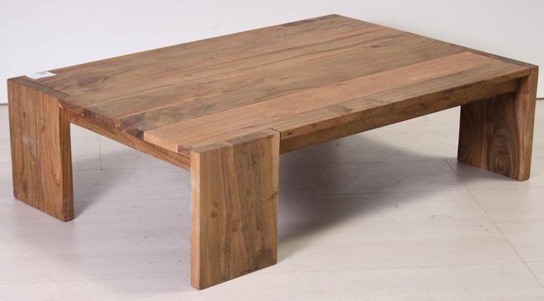 Tavolini bassi in legno