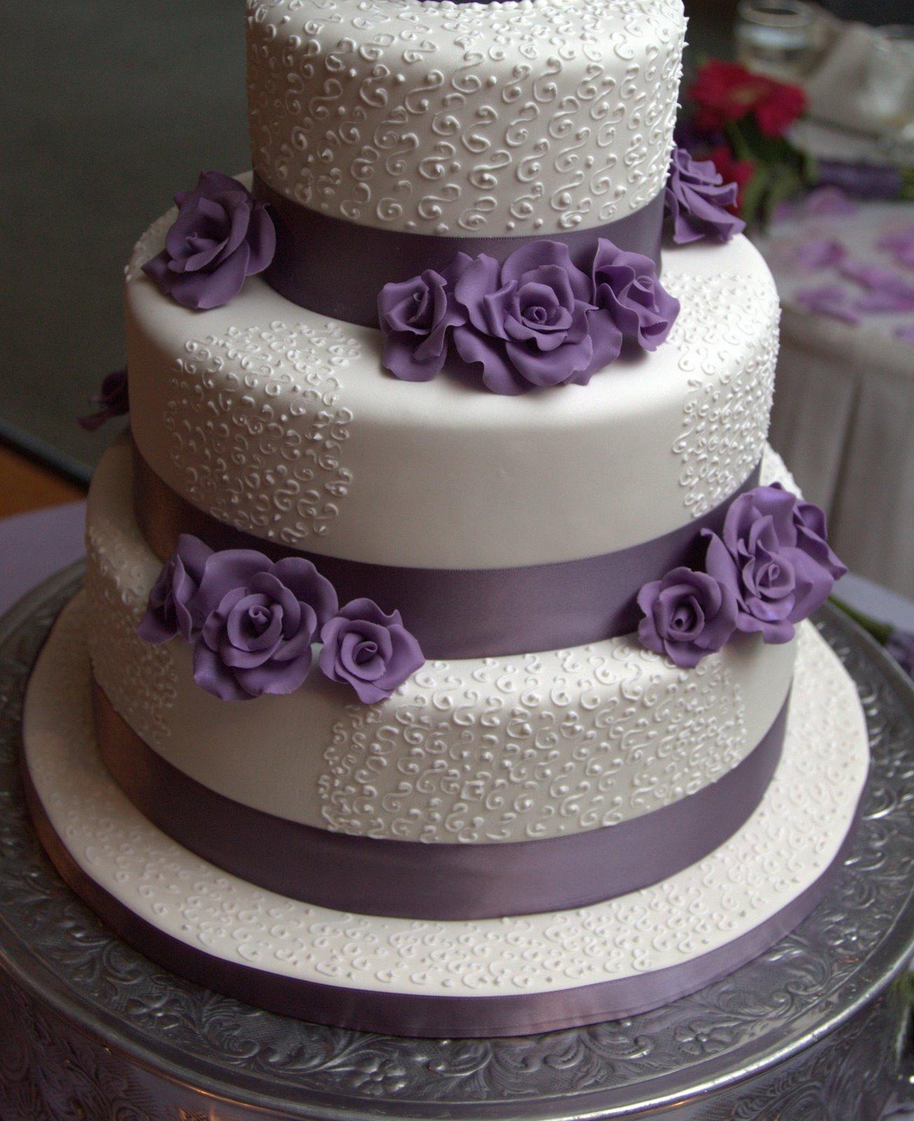 Amazing Grace Cakes Brenda s Wedding Cake & Favors