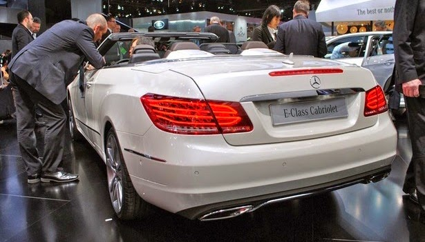 2016 Mercedes E-Class Release Date and Price