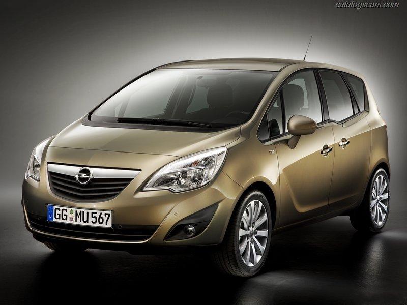 صور سيارة اوبل ميريفا 2015 اجمل خلفيات صور عربية اوبل ميريفا 2015 Opel Meriva Photos