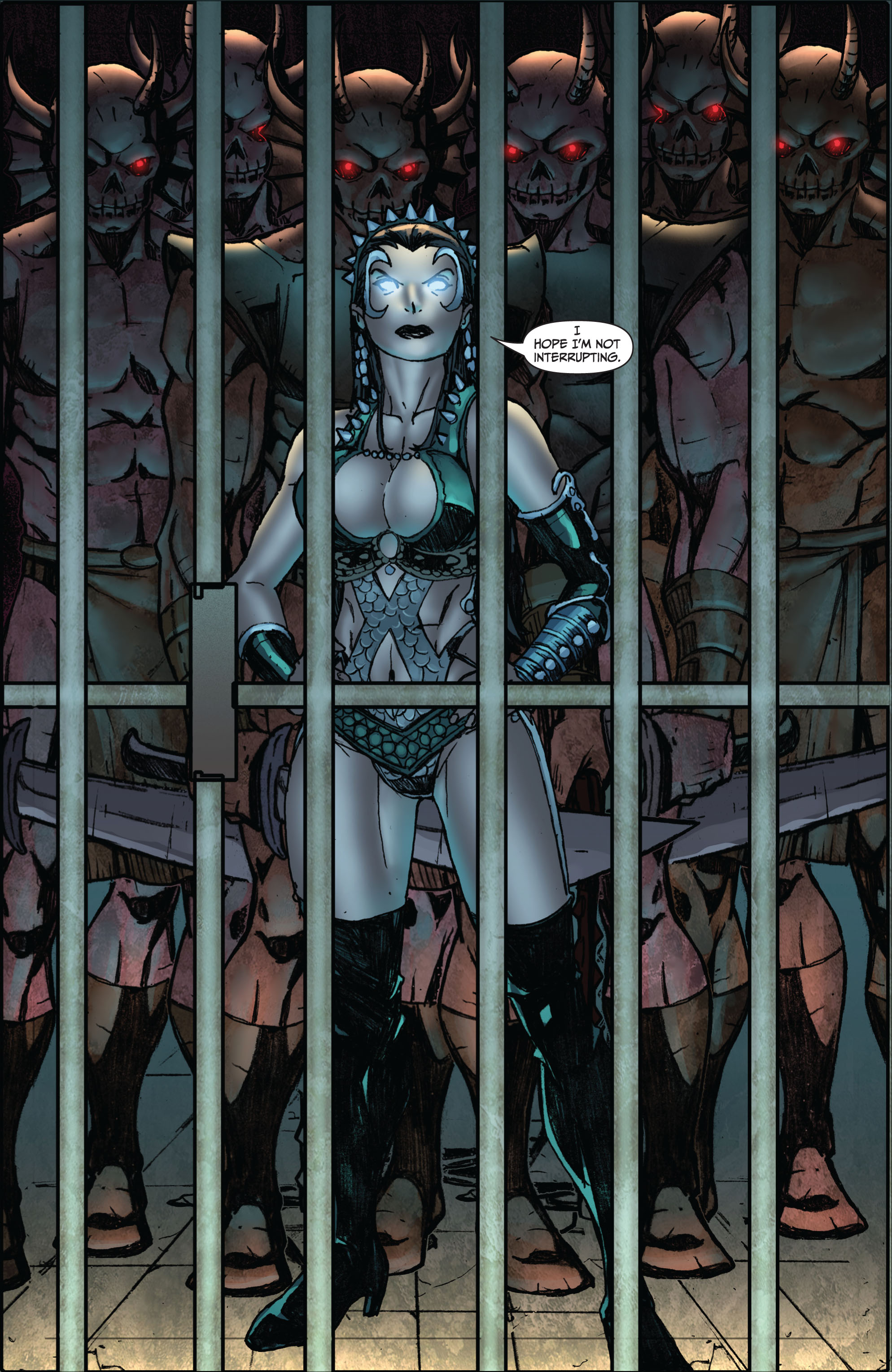 Grimm Fairy Tales (2005) Issue #69 #72 - English 6
