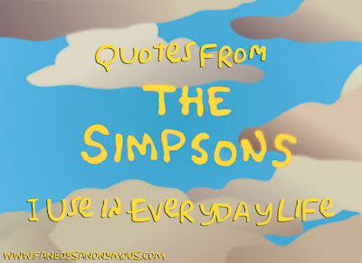 best Simpsons quotes of all time