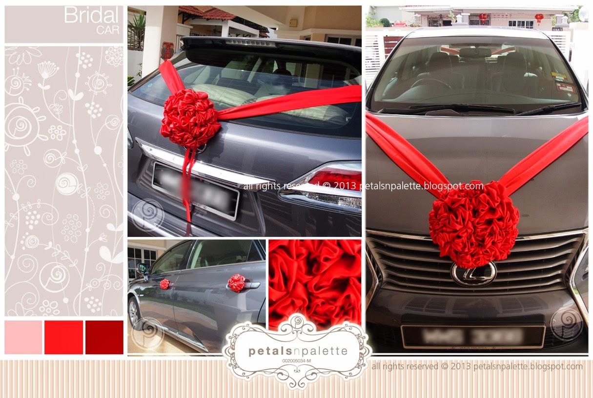 Design of bridal car - Cc 107