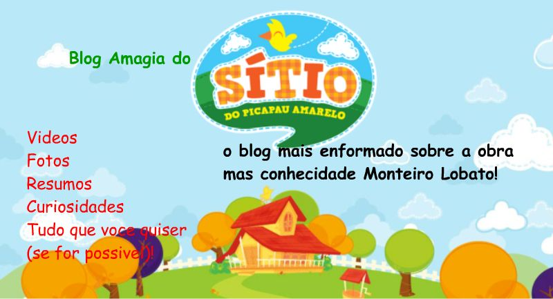 Blog A Magia do Sitio
