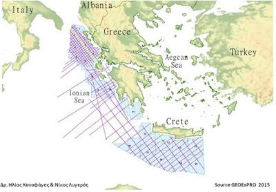 Η ανάδειξη υποθαλάσσιων κοιτασμάτων υδρογονανθράκων νότια της Κρήτης απαιτεί Νέα Στρατηγική.