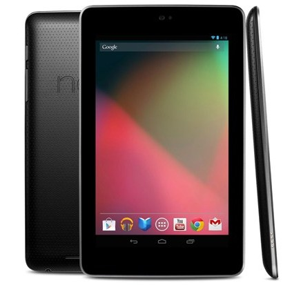 Giungono sul web nuove informazioni sul prossimo tablet da 7 pollici di Goole con nuovo display in full hd, fotocamera posteriore e connettività LTE