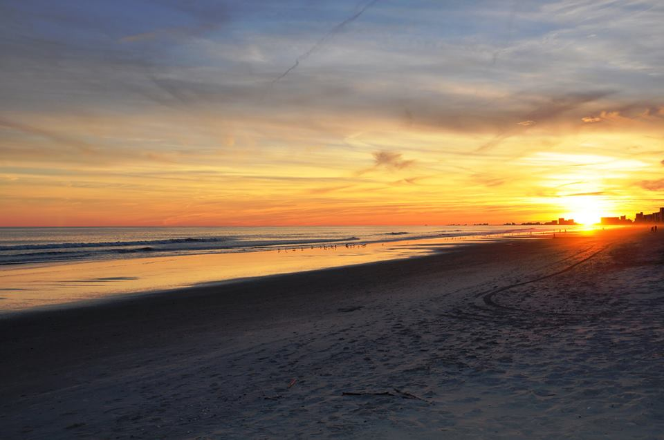 Apologise, North myrtle beach sunset consider, that