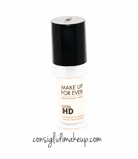 fondotinta ultra hd make up forever opinioni