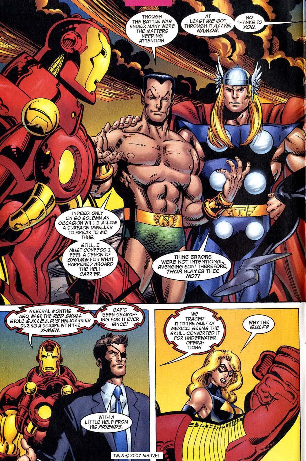 Captain America (1998) Issue #48 #55 - English 4