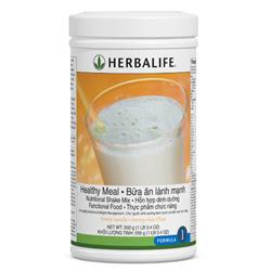 Herbalife F1 giảm cân , sữa Herbalife Shake Healthy công thức f1 1
