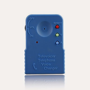 Cambiador de Voz para Teléfono Portátil