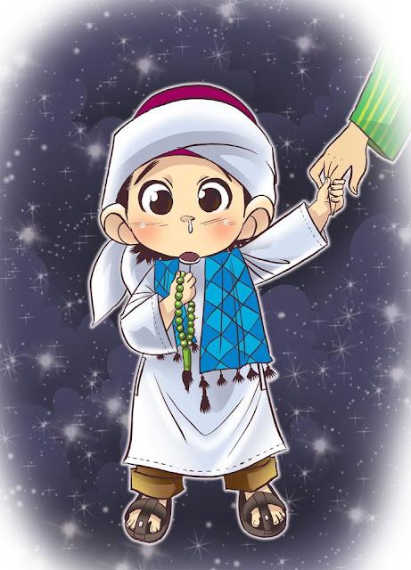 ISLAM) Koleksi Gambar Kartun Comel 2012