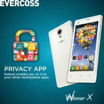 Harga Evercoss Winner X A74F, Smartphone Entry Level 900 Ribuan