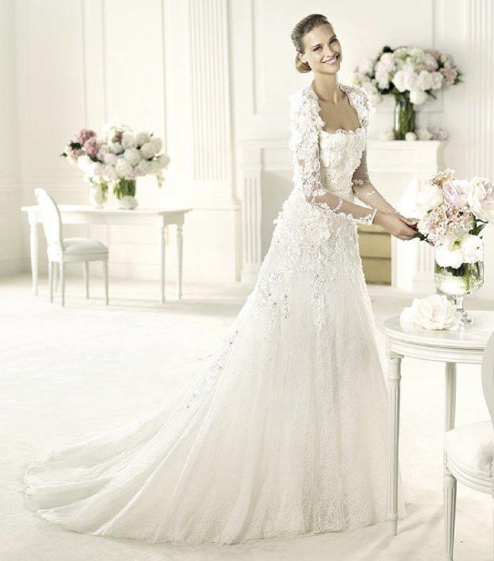 Wedding dresses wedding dresses 2013 elie saab for Elie saab wedding dress 2013